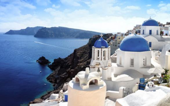 Flug Griechenland und griechische Inseln