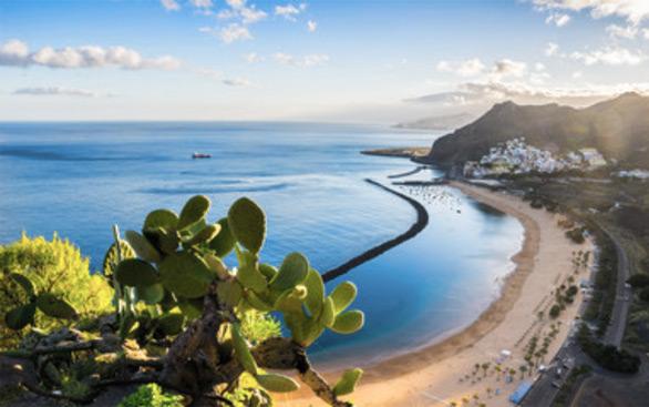 Flug Spanien und Kanarische Inseln